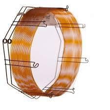 Columna cromatográfica-Óxido de aluminio de olefinas selectivas (polaridad media)