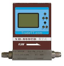 Caudalímetro másico para gases