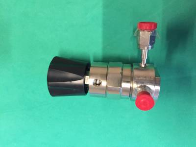 Regulador de presión acero inoxidable 316 para gases de alta pureza